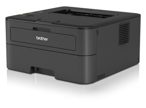 Brother HL-L2340DW Monochrome Laserdrucker (2400 x 600 dpi, WLAN, USB 2.0) schwarz