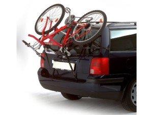 Der Heck-Fahrradträger zum Einhängen am Fahrzeugheck