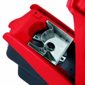 Einhell Häcksler GH-KS 2440 (2400 Watt, 40 mm Aststärke, inkl. Stopfer und Fangsack)