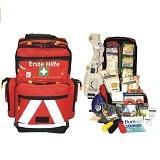 Der Erste Hilfe Notfallrucksack für Sportvereine, Event & Freizeit ist der Testsieger.