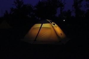 GEERTOP® 2-Personen 4-Jahreszeit Aluminiumstangen Draußenes Zelt für Camping, Beim Klettern und Jagen