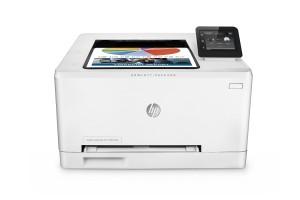 HP Color LaserJet Pro 200 M252dw Farblaserdrucker (A4, Drucker, Ethernet, Wlan, Duplex, USB, 600 x 600) weiß
