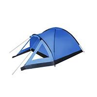 Komfortables Allround Kuppelzelt für 3 Personen. Eine integrierte Bodenwanne mit einer Höhe von 17cm sorgt für trockenen Aufenthalt auch bei schlechtem Wetter. Das Zelt besitzt ein hervorragendes Raumklima durch seine Firstbelüftung.