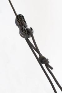Die La Siesta Single Reisehängematte Colibri hat das komplette Material für die Aufhängung dabei.