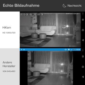 Bauarten der Nachtsichtkamera im Überblick