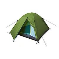 Outdoorer Zelt Festival Explorer - das Campingzelt, grün, wasserdicht, für 2-3 Personen
