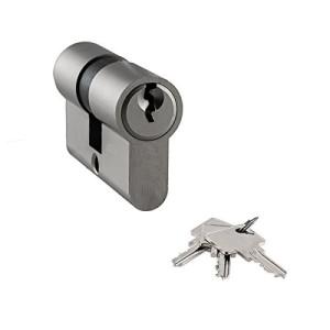 Profilzylinder für Glastüren 25/30 inkl. 3 Schlüsseln
