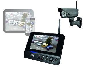 WLAN-Überwachungskamera vor Fremdzugriff schützen