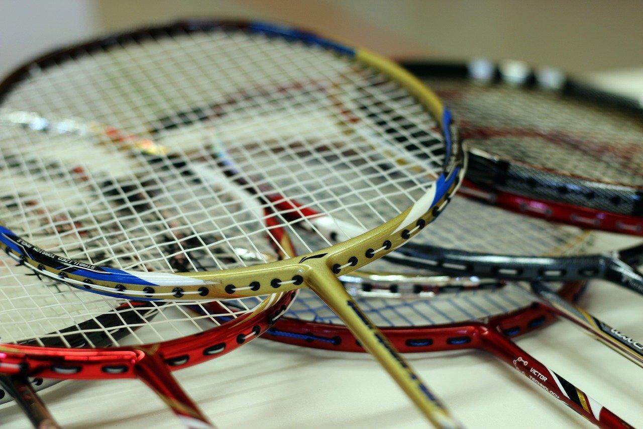 Wie funktioniert ein Badmintonschläger?