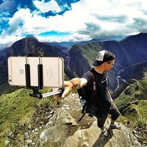 Selfie-Berg-Mann