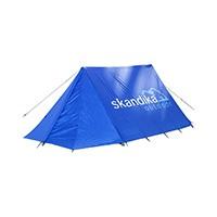 Skandika Festival-Zelt Retro-Ridge Blue für 2 Personen, 4023