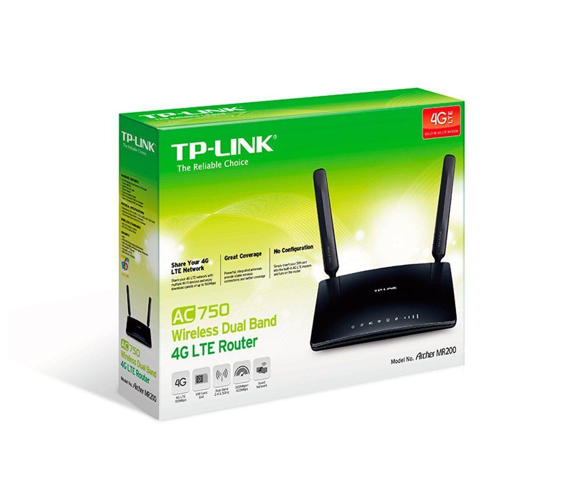TP LINK ARCHER Box