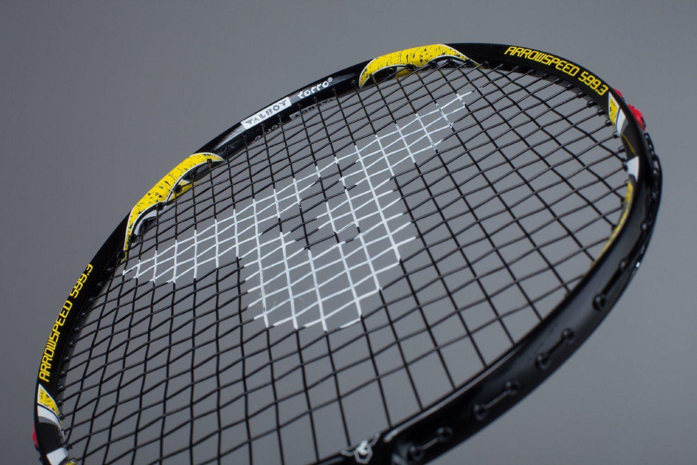 Zahlen, Daten, Fakten rund um Badmintonschläger