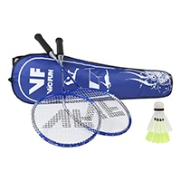 Das VICFUN Hobby Badminton Set Advanced belegt Platz 10