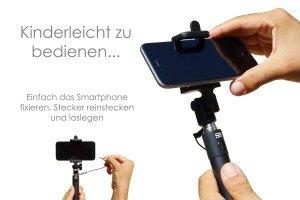 Werbung-SelfieStick
