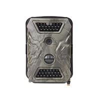 sehr gute Bildqualität (5.0 MP Standard, 8.0 MP, 12.0 MP) - unsichtbarer Black-LED Blitz - Blitz-Reichweite von bis zu 20 Meter - Infrarot-Sensoren mit einem Erfassungsbereich von 50° - Full HD Video.