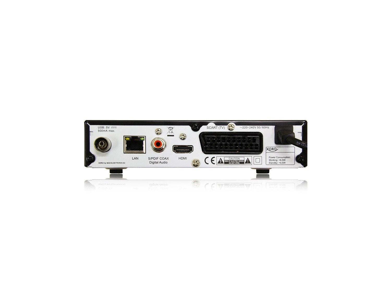 Xoro HRT 7620 FullHD HEVC 3