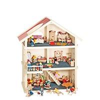 Goki Puppenhaus  im Test