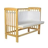 Kidsmax-Kombi-Beistellbett-Kinderbett