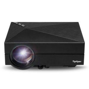 Beamer LED Video Projektor für Heimkino LTP-Projektor mit 800X480 Auflösung 1000 Lumens Augenschutz Kontrast 1000:1
