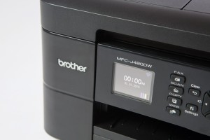 Brother MFC-J480DW Multifunktionsdrucker Tintenstrahl mit Scan/Fax/Copy-Funktion