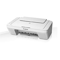 Canon Pixma MG2950 Farbtintenstrahl-Multifunktionsgerät (Drucker, Kopierer, Scanner, USB, WLAN, Pixma Cloud-Link) weiß