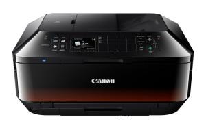 Canon Pixma MX925 All-in-One Farbtintenstrahl-Multifunktionsgerät (Drucker, Scanner, Kopierer, Fax, USB, WLAN, LAN, Apple AirPrint) schwarz