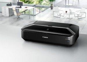 Canon Pixma iX6850 A3+ Herren Professionelle Farbtintenstrahl drucker (9600 x 2400 dpi, WiFi, USB) schwarz