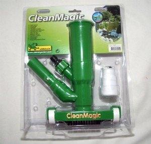 CleanMagic Teichschlammsauger