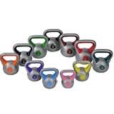 Die Color-Line Kettlebell Kugelhantel Hantel Gewicht Handgewicht wurde auf Platz 9 gewählt.
