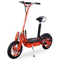 Der E-Scooter Roller Original E-Flux Vision belegt Platz 6