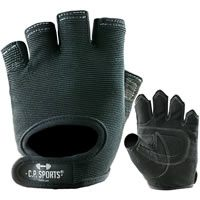 "C.P.Sports Fitnesshandschuhe ""Power-Handschuh Komfort"" F4-1"
