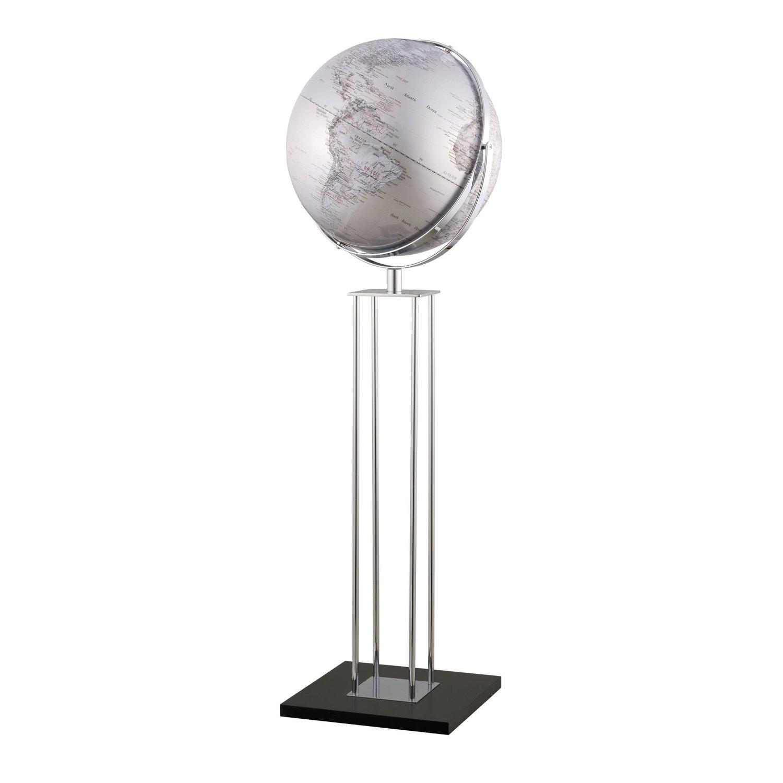 Globus-Emform-DEKO-Standfuß-Grey-metallic