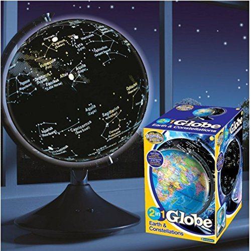 Globus-Tag -Nacht