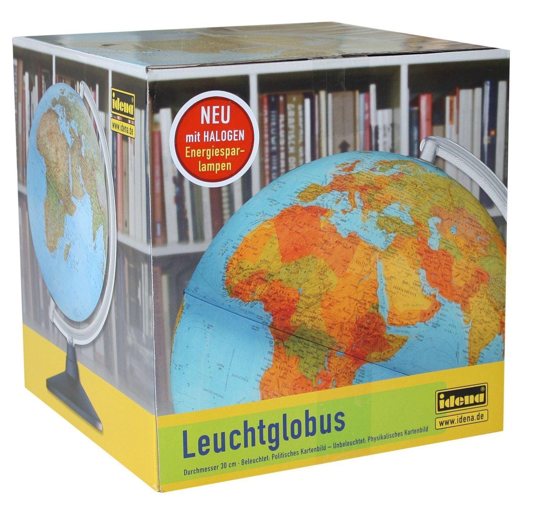 Globus-Verpackung-Halogenleuchte