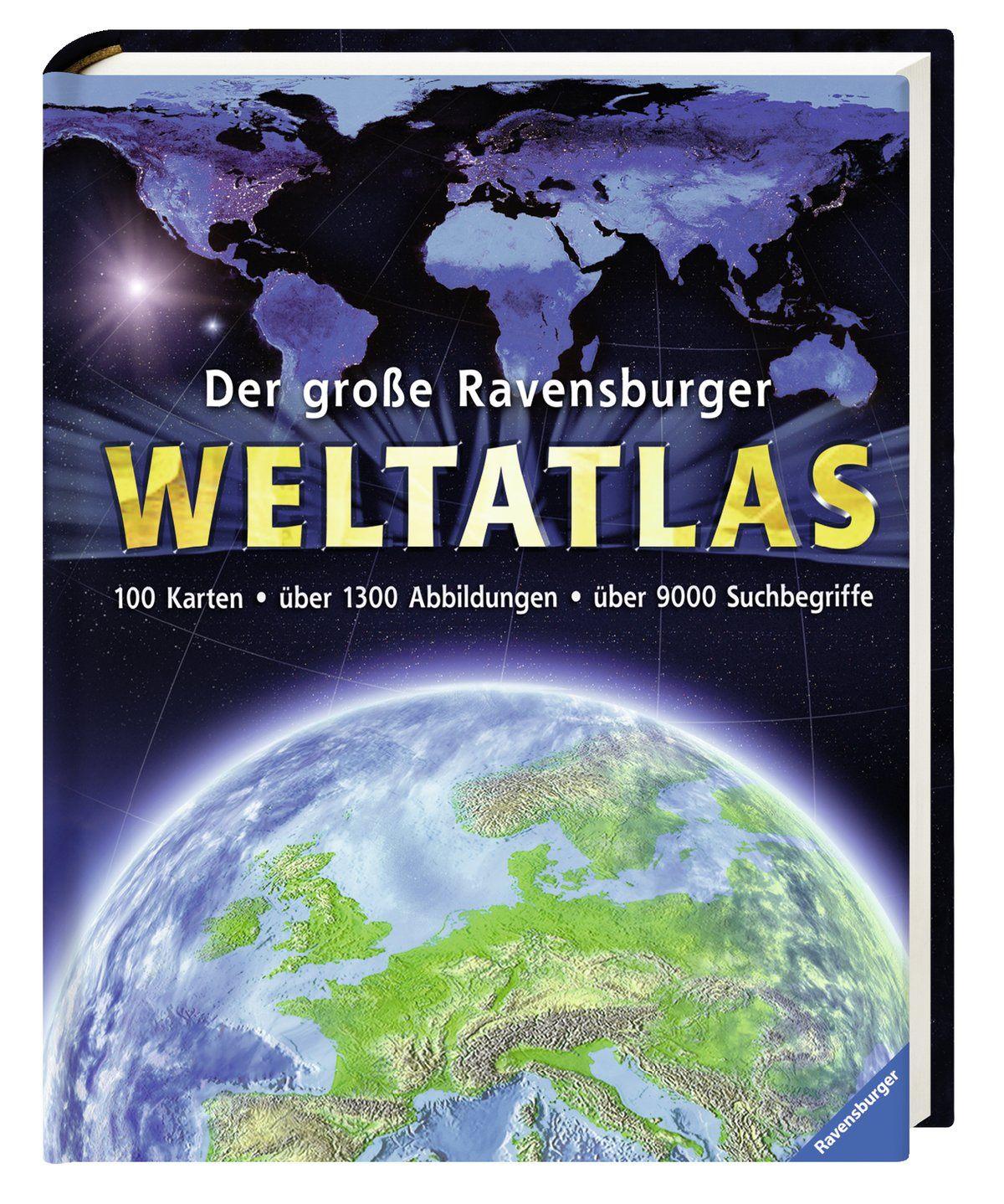 Globus-Weltatlas-Buch