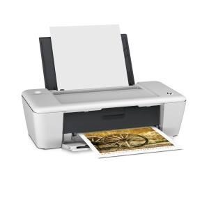 HP Deskjet 1010 Tintenstrahldrucker (600 x 600 dpi, USB) grau