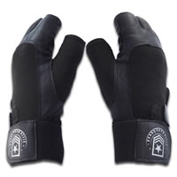 Elite Handschuhe Fitness – Trainingshandschuhe aus Leder
