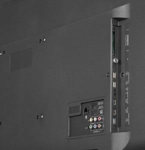 Hisense UB40EC591 102 cm (40 Zoll) Fernseher (Ultra HD, Triple Tuner, Smart TV) [Energieklasse A]