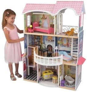 Die Geschichte der Puppenhäuser reicht bis ins 16. Jahrhundert zurück.