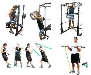 Kraftuebungen-Fitnessband