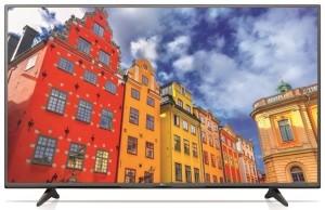 LG 43UF6809 108 cm (43 Zoll) Fernseher (Ultra HD, Smart TV, Triple Tuner, Magic Remote Ready, Motion Eco Sensor) [Energieklasse A+]