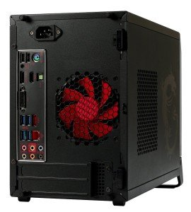 MSI Barebone NIGHTBLADE Intel B85 Express max 16GB