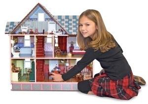 Welche Alternativen gibt es zum Puppenhaus?