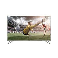 Die DXW734-Serie sorgt für lebendige 4K-Bilder und flexibles Fernseh-Vergnügen. Mit dem Quattro Tuner mit Twin-Konzept können Sie ein Programm schauen und ein anderes aufnehmen.