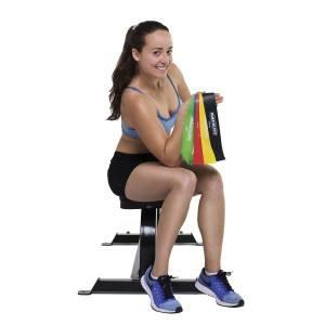 Panathletic-Frau-5erSet Fitnessband