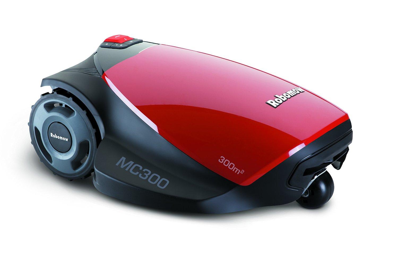 Rasenmähroboter City MC300 von Robomov in der Seitenansicht