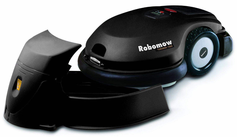 Rasenmähroboter Robomow Tuscania 1500 mit Ladestation