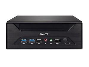 SHUTTLE Barebone Slim-PC XH81 Sockel LGA 1150 Hasw