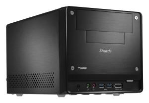 SHUTTLE Barebone XPC SH67H3 Sockel 1155 Core i3 i5